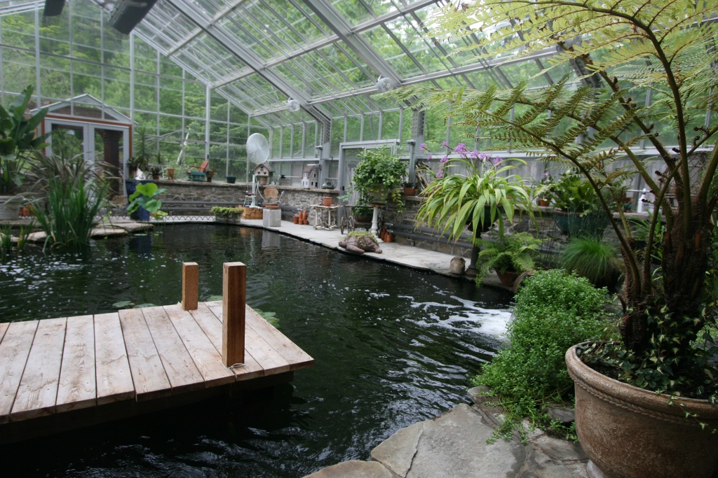 Koi filters koi pond systems with self cleaning filters for Pond water filtration systems home
