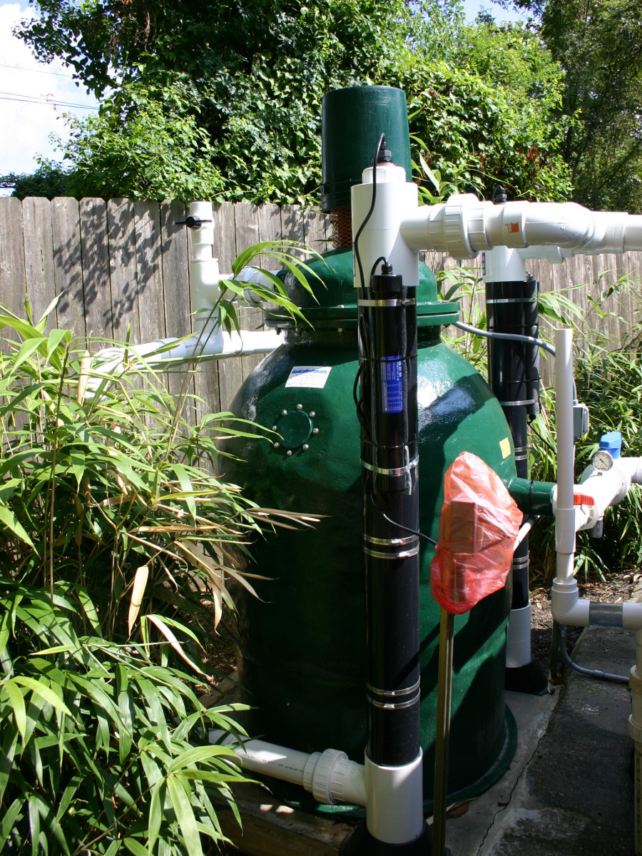 Koi Filters Amp Koi Pond Systems With Self Cleaning Filters